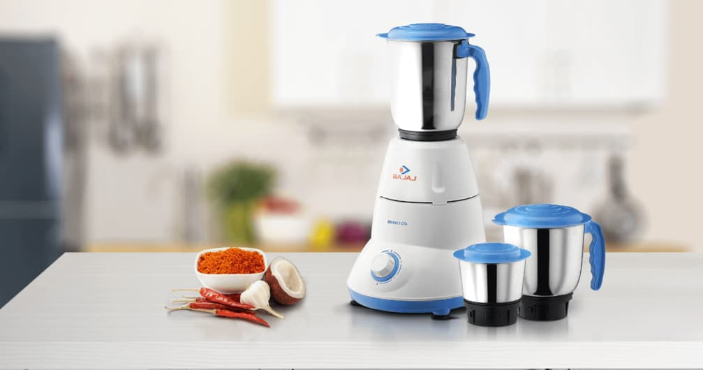 best mixer grinders in India - Mixer grinder buyer's guide