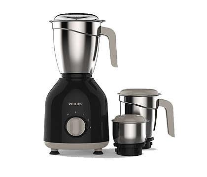 Philips 750-Watt Electric Kitchen Kraft Mixer cum Grinder with 3 jars  - best mixer grinder under 3000