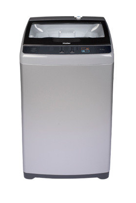 Haier 6.2 Kg Fully Automatic Top Load Washing Machine (HWM62/ AE/ White With Blue Lid