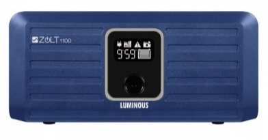 Luminous Zolt 1100 UPS inverter - best inverters in India