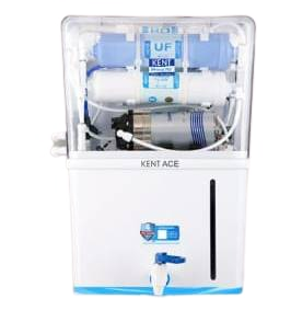 Kent Ace Mineral 7-Litre 60-Watt RO+UV+UF Water Purifier - Best Water Purifiers in India