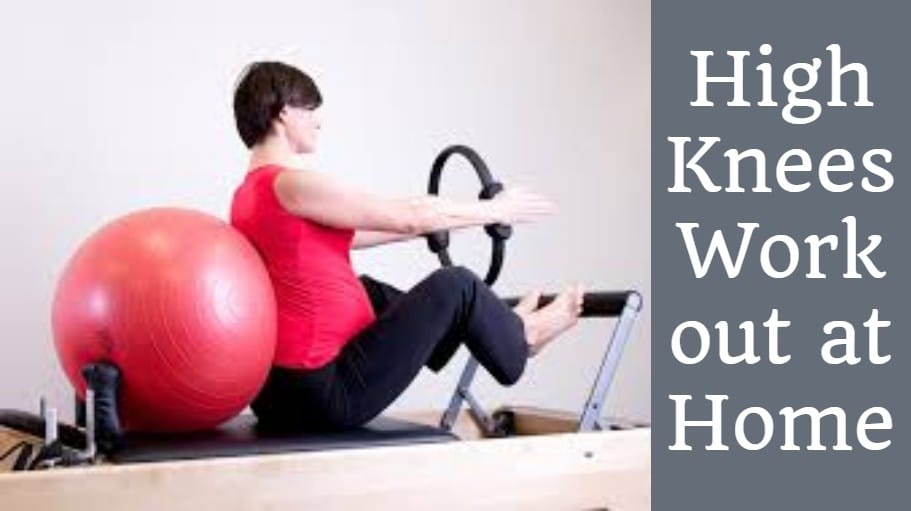 High Knees Workout at Home