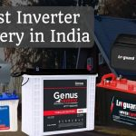 8 best inverter battery in India 2021
