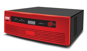 Best inverters in India - Exide Digital Display 850V SineWave Inverter
