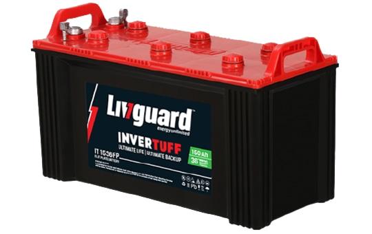 Livguard Invertuff IT 1536FP 150Ah Battery