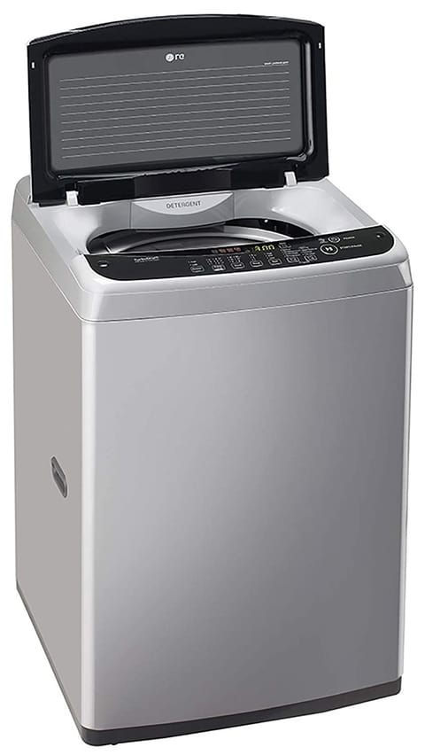L.G. 6.2 Kg Inverter Fully Automatic Top Loading Washing machine (T7281NDDLGT7288NDDLGGD)