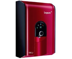 Livpure Zinger Smart 70% water recovery Water Purifier