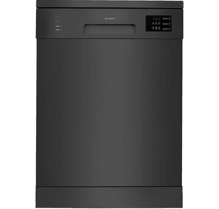 Faber 12 Place Setting Dishwasher (FFSD 6PR, 12S, Black)
