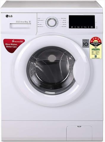 LG 6.0 Kg 5 Star Inverter Fully-Automatic Front Loading Washing Machine
