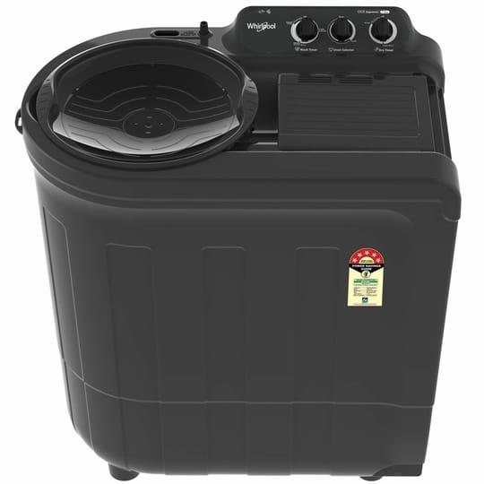 Whirlpool 7.5 Kg 5 Star Semi-Automatic Top Loading Washing Machine (ACE 7.5 SUPREME)