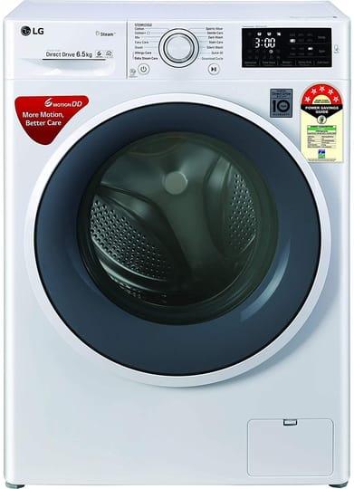 LG 6.5 Kg 5 Star Inverter Fully-Automatic Front Loading Washing Machine