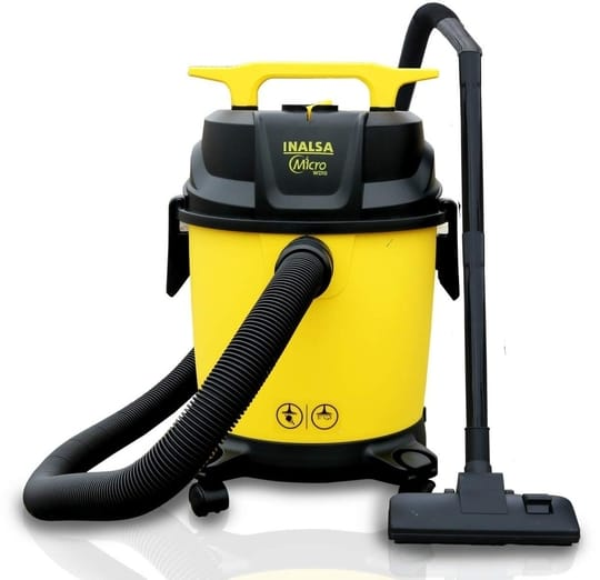 2. Inalsa Vacuum Cleaner Wet and Dry Micro WD10 with 3in1 Multifunction WetDryBlowing