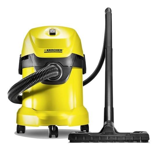 8. Karcher WD 3 Multi-Purpose Vacuum Cleaner