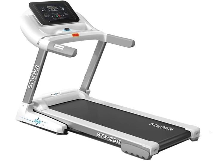 Stunner Fitness STX-230 2.0 HP (4.0HP Peak) Motorised Treadmill
