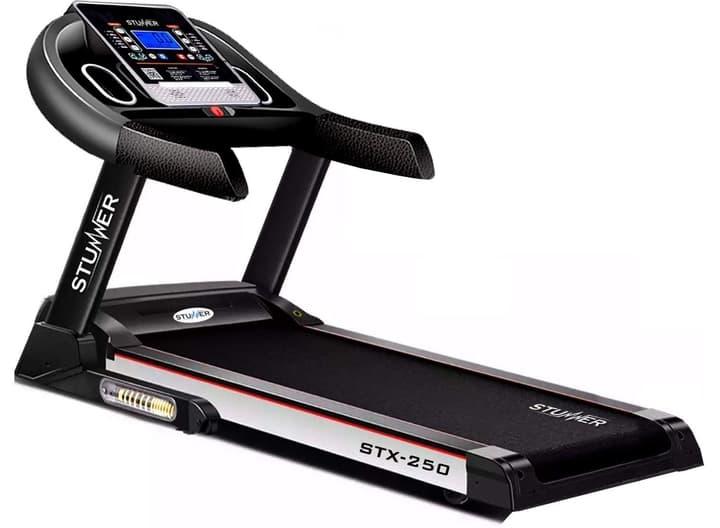 Stunner Fitness STX-250 2.0HP (4.0HP Peak) Motorized Treadmill