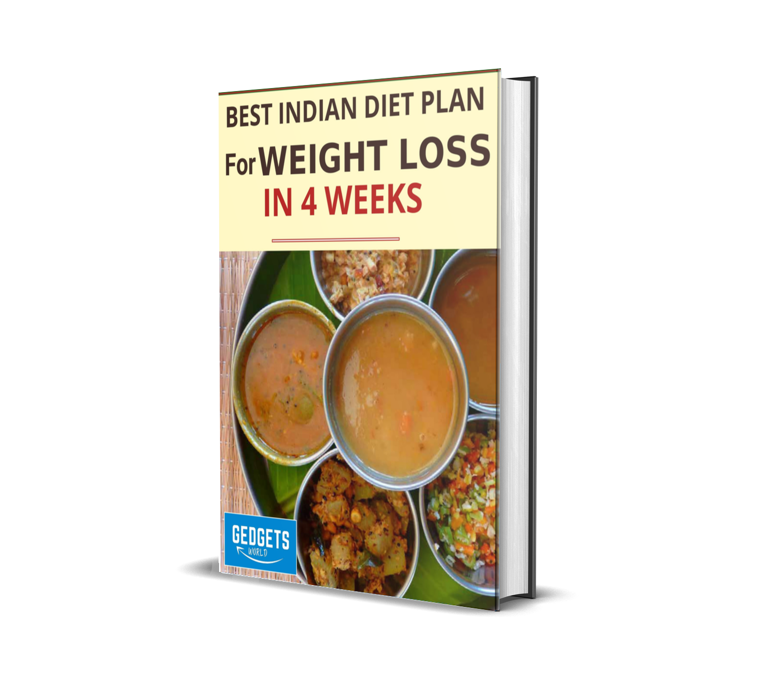 Best Indian Diet Plan for WEIGHT loss in 4 weeks