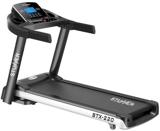 Stunner Fitness STX-220 2.0 HP (4.0 HP Peak) Motorised Treadmill